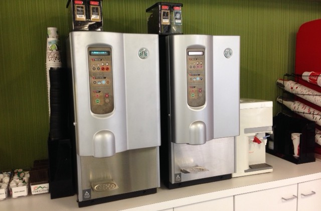 Coffee and Water Filtration Services